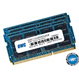 OWC 32GB (4 x 8GB) 1333MHz 204-Pin DDR3 SO-DIMM PC3-10600 CL9 Memory Upgrade Kit for iMac (Tamaño: 32GB (4 x 8GB))