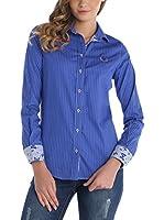 SIR RAYMOND TAILOR Camisa Mujer (Azul)
