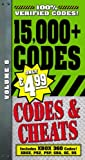 Codes and Cheats: v. 6 (0761555617) by Smith, B.