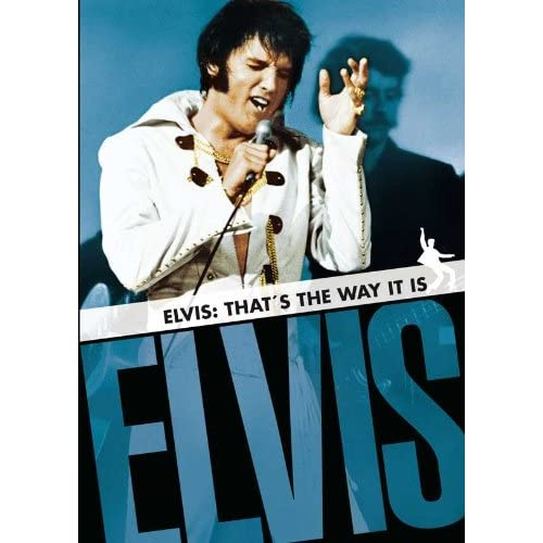 Elvis: That's the Way It Is Poster Movie Czchecoslovakian 11x17 Elvis