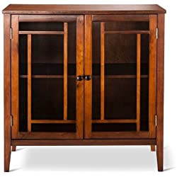 Luther Storage Cabinet (Brown)