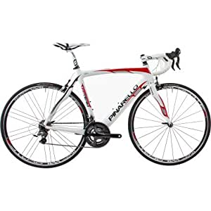Pinarello FP Team/Shimano Ultegra 6700 Complete Bike - 2012 White/Red, 61cm