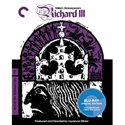 Richard III (Criterion Collection) [Blu-ray]