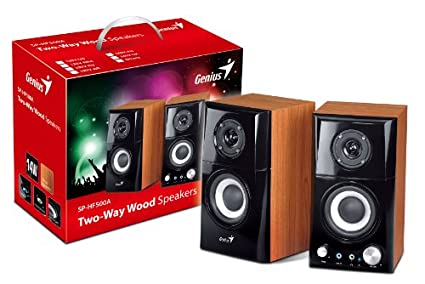 Genius SP-HF500A Speakers