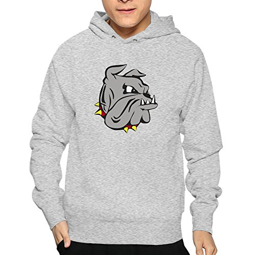 TIANYI Men Umd Bulldogs College Cotton Hooded Sweatshirt T Shirt (Tattoo Machine Frame Bulldog compare prices)