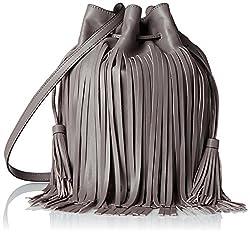 LOEFFLER RANDALL Industry Bucket Cross-Body Bag