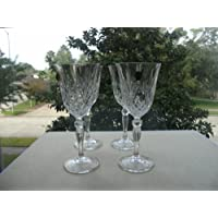 24 Percent Lead Crystal Wine Glasses