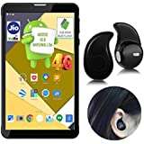 I KALL N4(1+8)GB 4G Calling Tablet WithBluetooth Earpod Free!!!!!!!- Black
