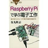 Amazon.co.jp: Raspberry Piで学ぶ電子工作 超小型コンピュータで電子回路を制御する (ブルーバックス) 電子書籍: 金丸隆志: Kindleストア