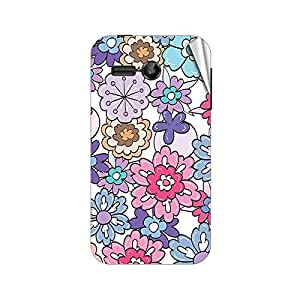 Garmor Designer Mobile Skin Sticker For Huawei Honor Holly U19 - Mobile Sticker