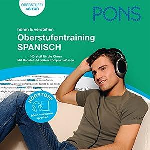 Spanisch Oberstufentraining Hörbuch