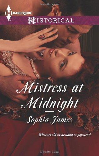 Image of Mistress at Midnight (Harlequin Historical\Men of Danger)