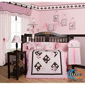 Cute Pink Themed Bedding and Bedroom Decor Ideas