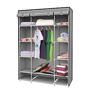 53 portable closet storage organizer