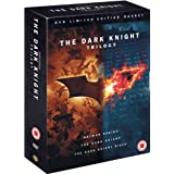 The Dark Knight Trilogy (DVD + UV Copy) [2012]by Christian Bale
