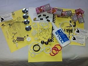 Buy Williams No Fear, Pinball Tune up & Repair Kit by Transon Amusements LLC