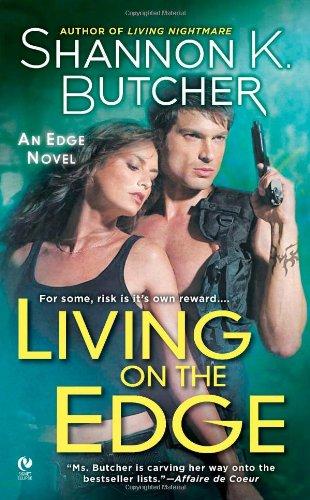 Image of Living on the Edge: An Edge Novel