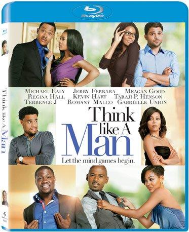 Think Like a Man (Single Disc Bluray)