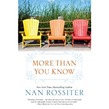 More Than You Know Audiobook by Nan Rossiter Narrated by Eileen Stevens