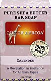Out of Africa Out of Africa Shea Butter Bar Soap Lavender-4 oz Bar