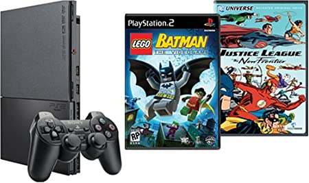 PlayStation 2 Limited Edition LEGO Batman Bundle