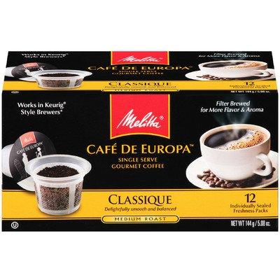 Classique Supreme Hard Pod Coffee (Set Of 12)