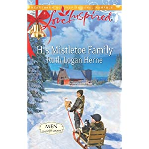 His Mistletoe Family (Love Inspired)