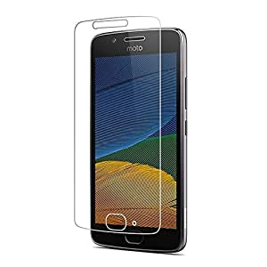 Motorola Moto G5 plus,Premium Anti Explosion Premium Tempered Glass,9H Hardness,2.5d D, Ultra Clear, Anti Scratch Free Anti Finger Print For Motorola Moto G5 plus