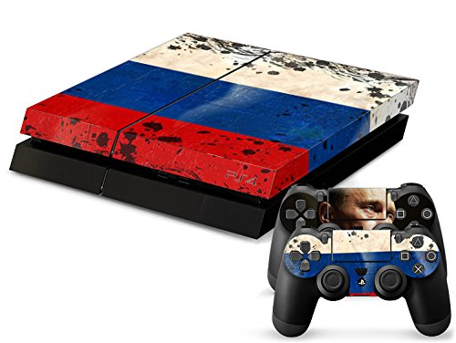 putin-ps4-sticker-russia-flag-skin-for-sony-playstation-4-system