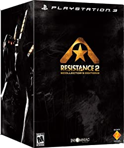 Resistance 2 Collector's Edition - Playstation 3