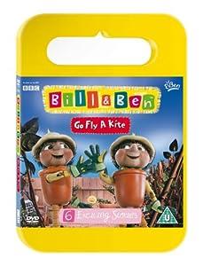 Bill & Ben - Go Fly a Kite (Carry Me) [DVD]