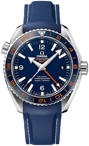 Omega Planet Ocean Gmt Mens Watch 232.32.44.22.03.001