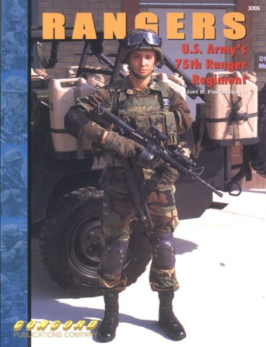 Concord Publications U.S. Army 75th Ranger
