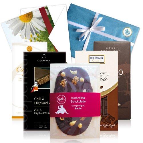 schokoladen geschenk schokolade im abo mit 6 monaten. Black Bedroom Furniture Sets. Home Design Ideas