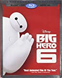 Big Hero 6 (Collector's Edition) [Blu-ray + DVD + Digital HD]  (Bilingual)