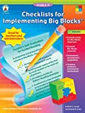 img - for Checklists for Implementing Big Blocks??, Grades 4 - 8 by Arens Amanda B. Loman Karen L. (2006-01-01) Paperback book / textbook / text book