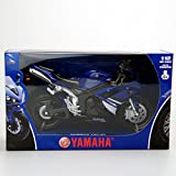 New Ray 1/12 Yamaha YZF-R1 2008 1:12/青/Blue/ブルー
