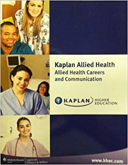 Kaplan allied health allied health careers and for Allied health careers