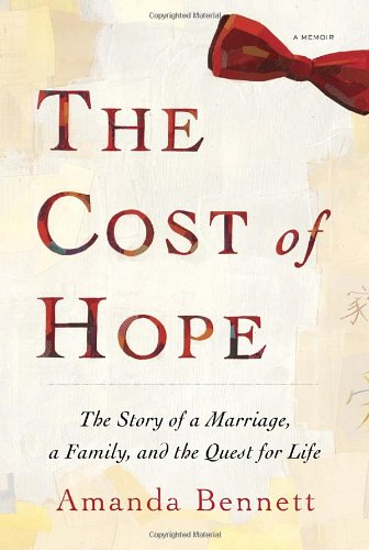 The Cost of Hope A Memoir140007021X : image