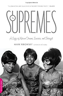The Supremes book cover