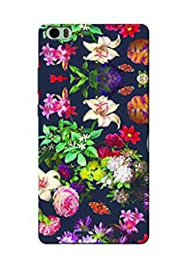 Sowing Happiness Printed Back Cover For Xiaomi Mi5