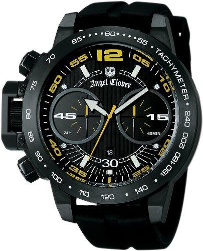 Angel Clover (エンジェルクローバー) 腕時計 TIME CRAFT タイムクラフト TC50BBK メンズ