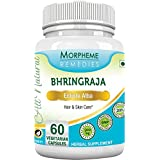 Morpheme Bhringraja (Eclipta Alba) 500mg Extract 60 VegCaps (1 Bottle)