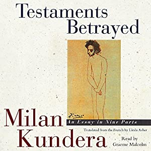 Testaments Betrayed Audiobook
