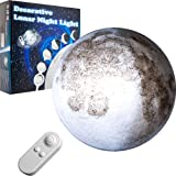 Moon Projection Night Light with Remote Control