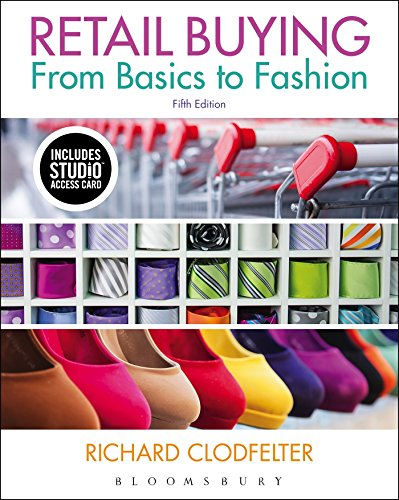 Retail Buying: Bundle Book + Studio Access Card