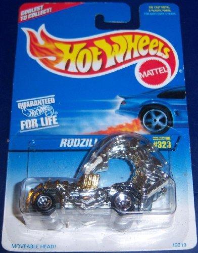 Hotwheels # 323 Rodzilla - 1