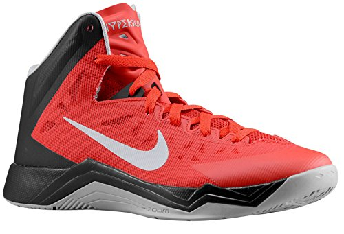 GS Nike Hyperfr3sh Athletic Boy/'s Shoes University Red//White//Gym Red 601