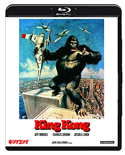 エンパイアステートビルの展望台でキングコングが目の前に!