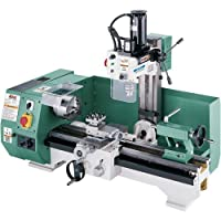 Grizzly G0516 Combo Lathe with Milling Attachment by Grizzly